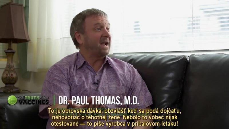 Pravda o očkovaní 2. časť (Čo je vo vakcínach Sú vakcíny účinné A čo vírusová detská obrna) 93 minút 2017 SK titulky