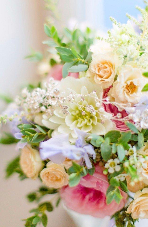 Утро невесты в стиле Прованс