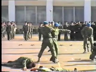 Коломенское арт.училище присяга 1998