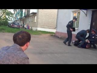 Мценская policia
