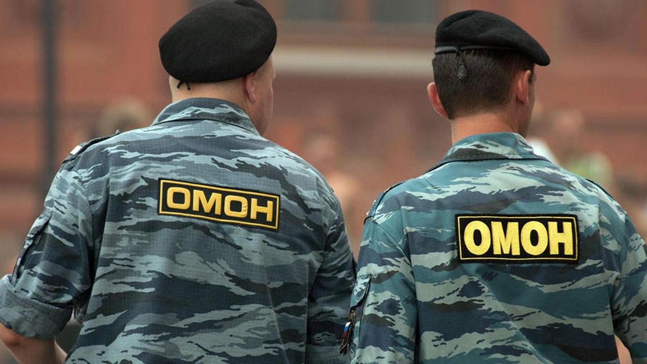 Полицейские вызвали ОМОН, чтобы задержать 2 бабушек