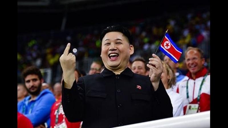 Ким Чен Ына напугал группу поддержки команды КНДР