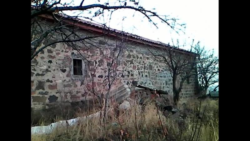 Северная сторона ц. Св. Степаноса в г. Абовян .