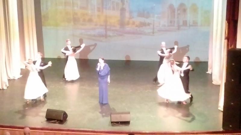 Инна Шанина и ансамбль КТЦ Звездный.
