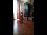 liza ivanova 10 year old gymnast