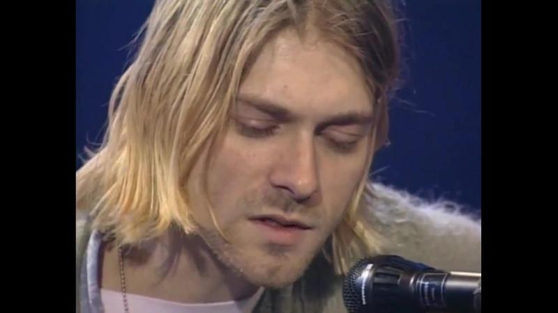 Nirvana - MTV Unplugged in New York 1993 Полная версия
