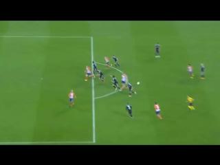 Карабах-Атлетико Мадрид обзор матча