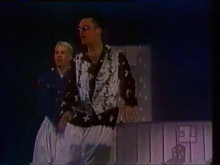 Ночной хит (1-й канал Останкино, 11.03.1993) Кар-Мэн - Is It Love