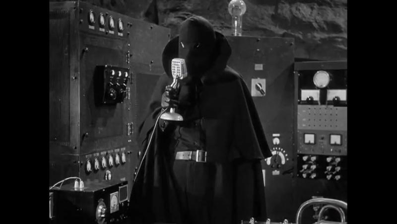 Бэтмен и Робин (1949) 9 серия ( перевод одноголосый)