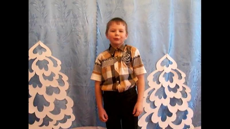 С.Михалков Моя тень Читает Смирнов Тимофей, 6,5 лет МБДОУ Борисовский дс ов Ленок