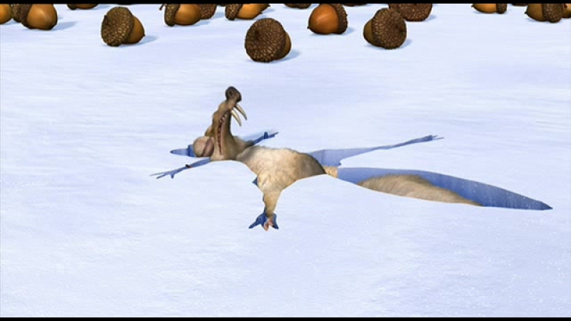 Ice Age.Scrat.Gone nutty