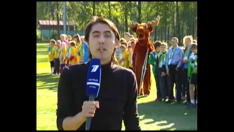 2012 ТВ Первый Arnis Yubiley Sportshkoli Sestrorecka sujet