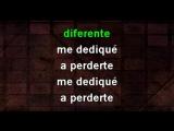 Alejandro Fernandez - Me dedique a perderte (karaoke)