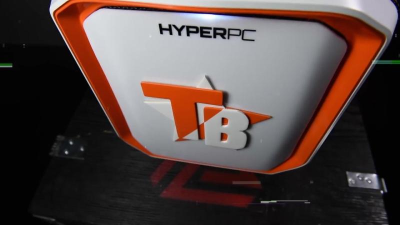 HYPERBOOST - Teo Blade