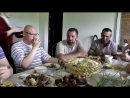 По дороге художников ЧЕЧНЯ часть 1 Пленэр в Чечне Живопись Горы Аргун По дороге художников Изюм Май 2017
