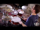 Sakae Road Anew drums & Masterwork cymbals PURE - MIXED sound comparison