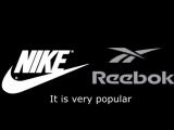 reebok or nike