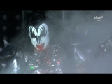 KISS - Gene Simmons Bass Solo - I Love It Loud - Rock Am Ring 2010 Europe Tour