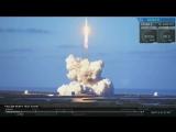 Запуск Falcon Heavy 2018 на Марс 06.02.18 Илона Маска Фалькон launch | SpaceX | 6 февраля