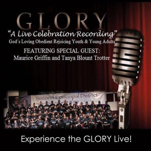 Glory альбом A Live Celebration Recording