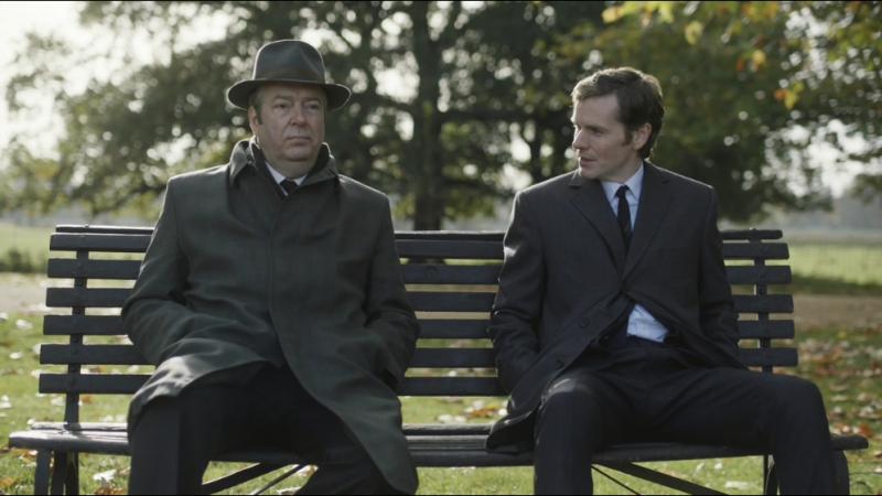 "Endeavour : Season 5, Episode 6 ""Icarus"" (itv 2018 UK)(ENG)"