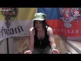 Тупая п@зда Дом 2: Я не знаю, что такое Украина, мне на это плевать #рашизм