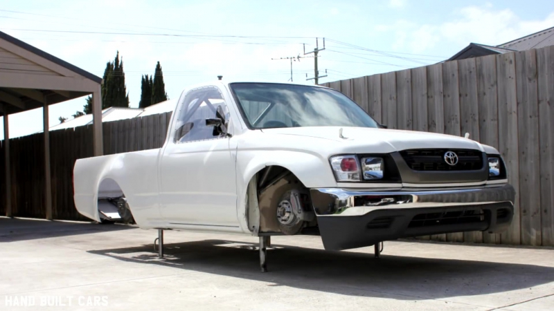 Toyota Hilux Drift Car Build Project