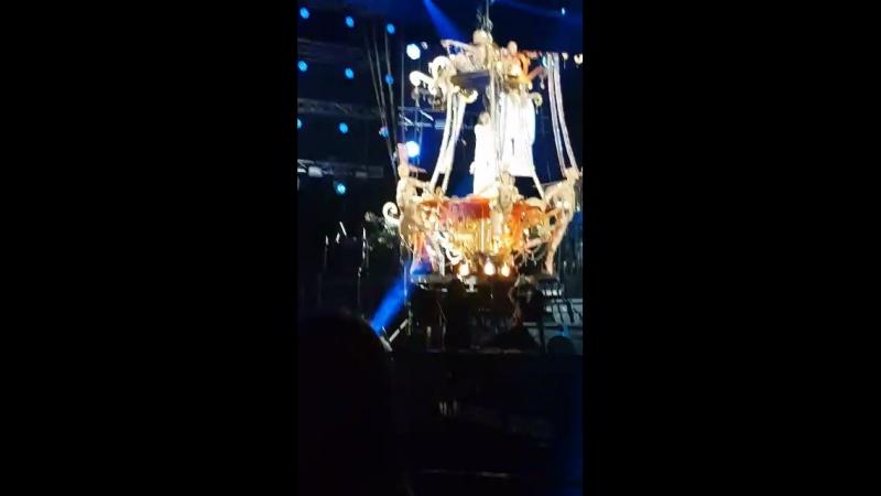 Шоу Ани Лорак выступила в Минске! Незабываемые впечатления!