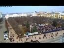 Разгон майданутых в Луганске. Архив 2014 год.