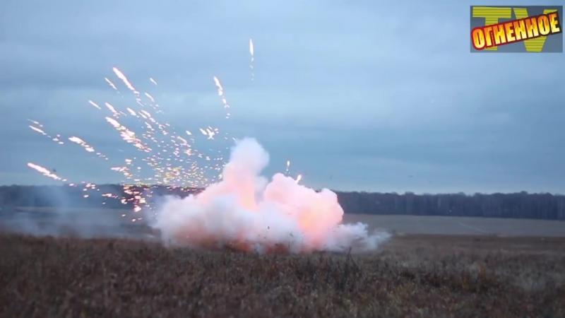 Самая мощная петарда! Взрыв самой большой петарды - Как сделать петарду؟ - The biggest firecracker!