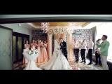 Свадьба Алины и Никиты 3 сентября 2017