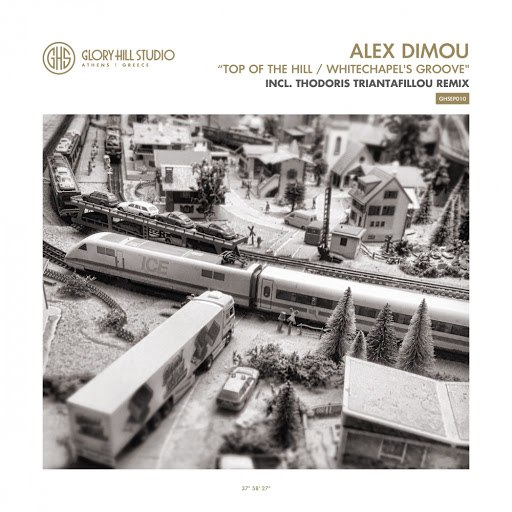 Alex Dimou альбом Top Of The Hill / Whitechapel's Groove