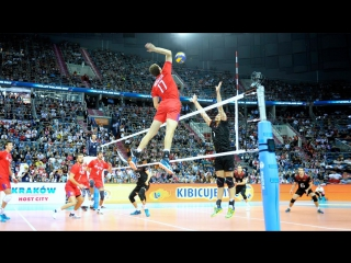 GOLD Collection - Germany vs Russia Highlights of a great Final - EUROVOLLEY POLAND 2017