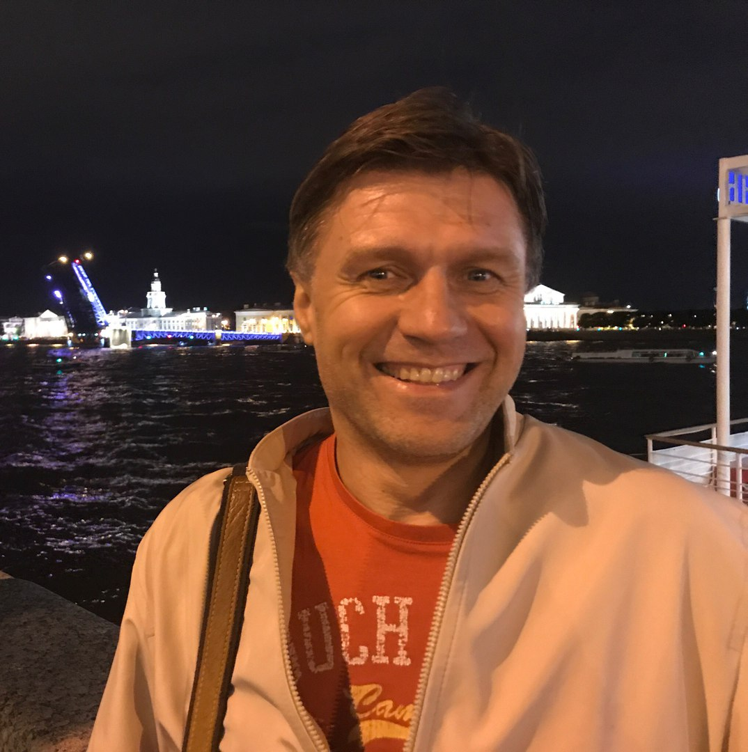 Андрей Богданов, Москва - фото №1