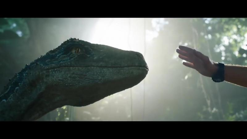 Jurassic World: Fallen Kingdom - Official Trailer [Bazinga]