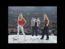 вторж-01 | Триш Стратус и Лита против Стэйси Киблер и Торри Уилсон - матч на раздевание