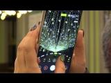 Как снимать новогодние огоньки на смартфон ASUS ZenFone 4