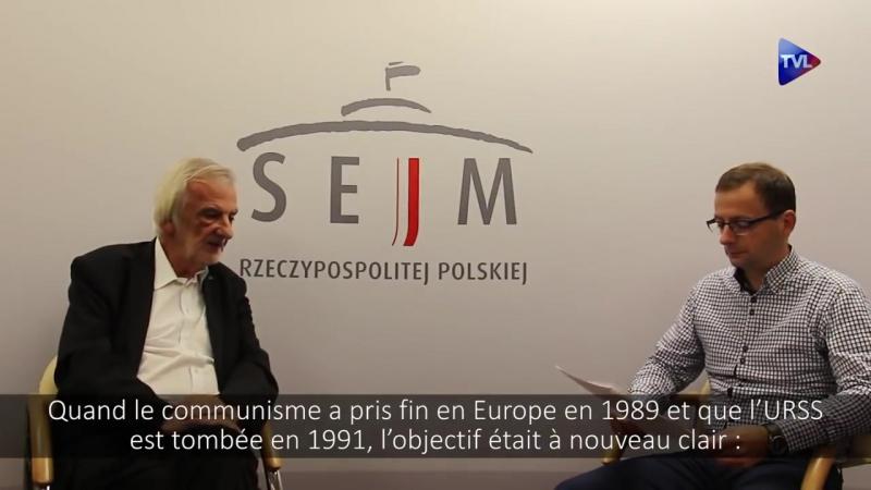 Ryszard Terlecki , POLOGNE - La situation démographique en Europe est dramatique