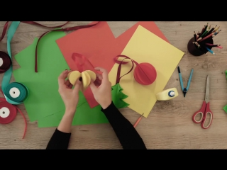 Новогодние ёлочные украшения своими руками. DIY