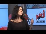 Маша Кольцова на радио Energy (проект #ПоюГдеХочу)