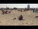 Пляж Бурдж-Аль-Араб