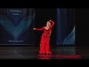 Танец под эстрадную арабскую песню. грандсиньоры. 1 место