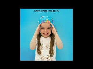 Рекламный ролик Линка (Банданы на резинке)