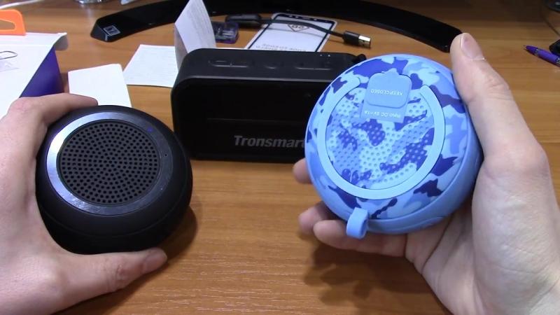 Tronsmart Element Splash IP67 - водонепроницаемая Bluetooth колонка