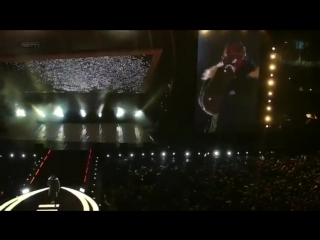 Kendrick Performs at 2018 College Playoff Football Championship