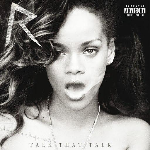 Rihanna альбом Talk That Talk (Deluxe Edition)