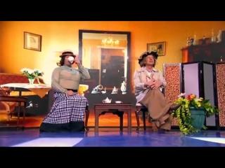 Клара Цеткин и Роза Люксембург придумывают 8 марта - Принцесса огорошена - Уральские Пельмени