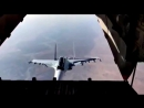 Завораживающий вид, Су-30 у кормы транспортника