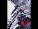 Лыжная тренировка баскетбольной команды НИКА (Сыктывкар) (из инстаграмма Екатерины Мащенковой)