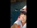 Балаклава, катание на каяках, часть 3. Женщина с веслом